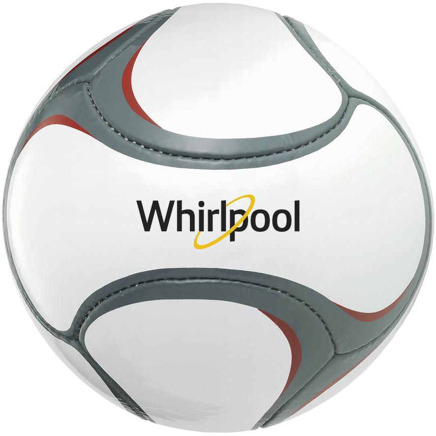 Хладилник с горна камера Whirlpool TTNF-8211.1 OX AQUA + Футболна топка Slazenger