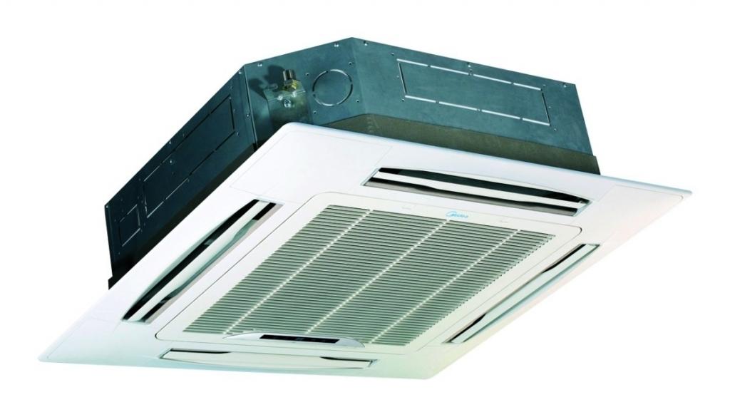 Касетъчни климатици