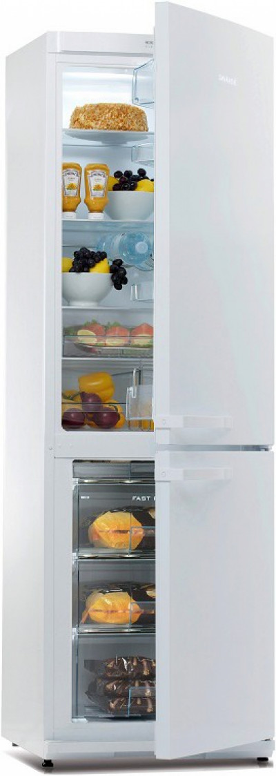 Хладилник с фризер Snaige RF34SM-P10027A++