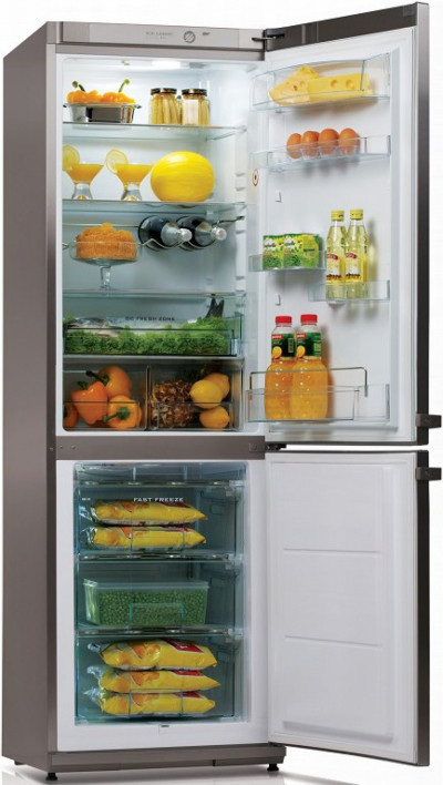 Хладилник с фризер Snaige RF34SM-P1CB27A++