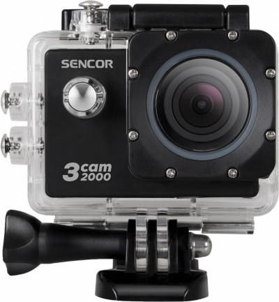 Цифрова видеокамера SENCOR 3CAM 2000 ACTION CAM