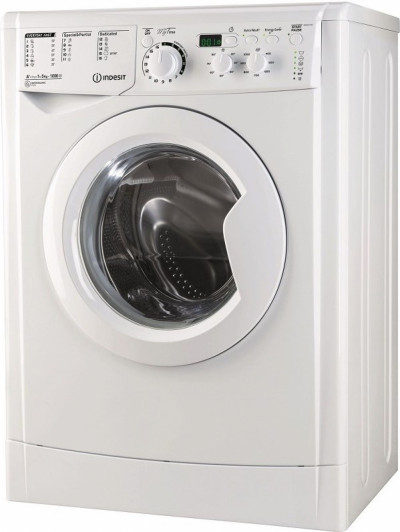 Перална машина Indesit EWSD 51051 W (EU)