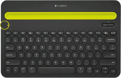 Клавиатура Logitech Bluetooth Multi-Device K480, Black