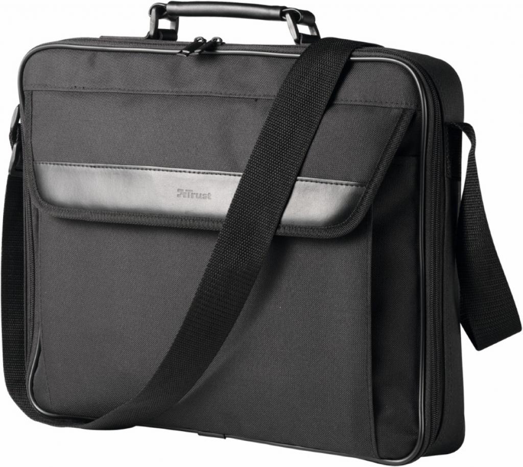 Чанта за лаптоп TRUST Notebook Atlanta Carry Bag Classic 21080 Black 15-16