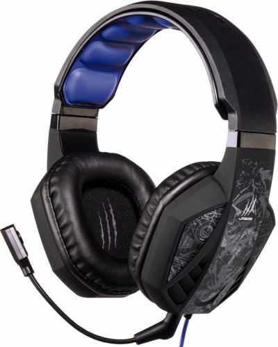 Геймърски Слушалки HAMA-113736 Urage SoundZ Black с микрофон