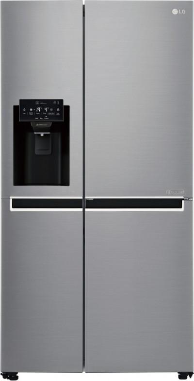 Хладилник с фризер LG GSL-760PZXV SbS