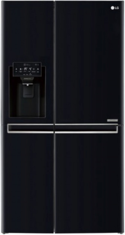 Хладилник с фризер LG GSJ-760WBXV SbS