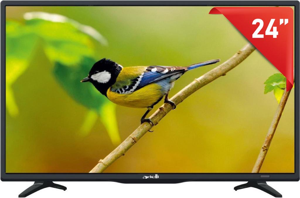 Телевизор ARIELLI LED24DN6T2