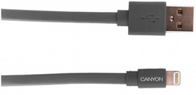 Кабел CANYON CNS-MFIC2DG USB-Lightning 1M