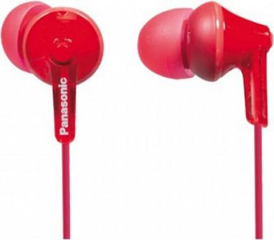 Слушалки Panasonic RP-HJE125E-R