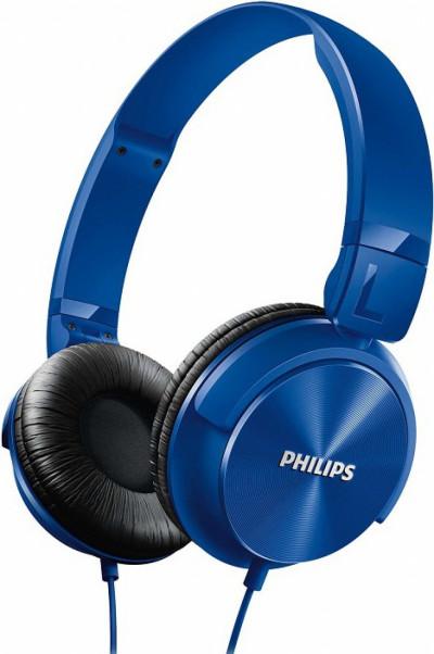 Слушалки Philips SHL3060BL