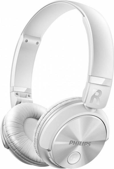 Слушалки Philips SHB3060WT