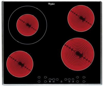 Плот за вграждане - керамика/четворка Whirlpool AKT 8600/IX