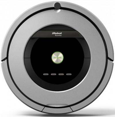 Прахосмукачка iRobot Roomba 886
