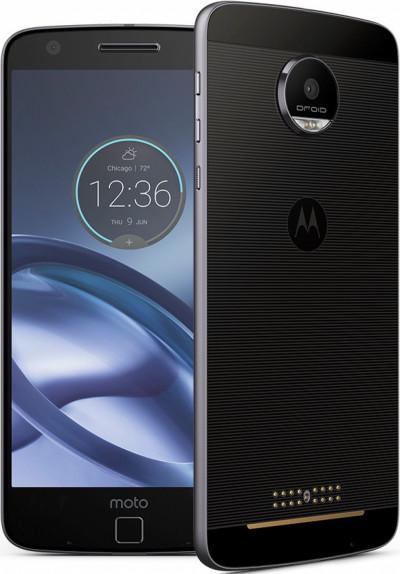 Смартфон MOTO Z DS Black