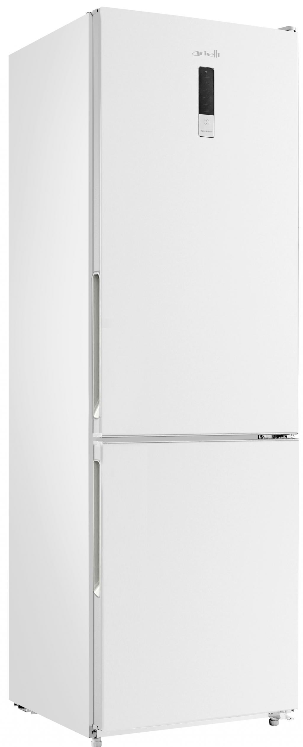 Хладилник с фризер ARIELLI ARD-400RWEIN