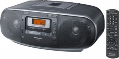 Радиокасетофон Panasonic RX-D55AEG-K