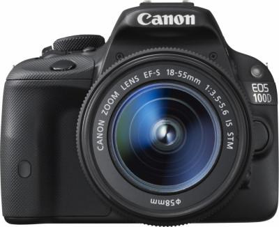 Фотоапарат Canon EOS100D + EF-s 18-55 IS II