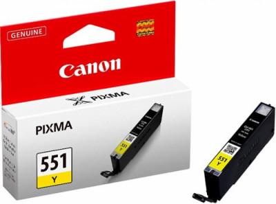 Консуматив Canon CLI-551 Yellow