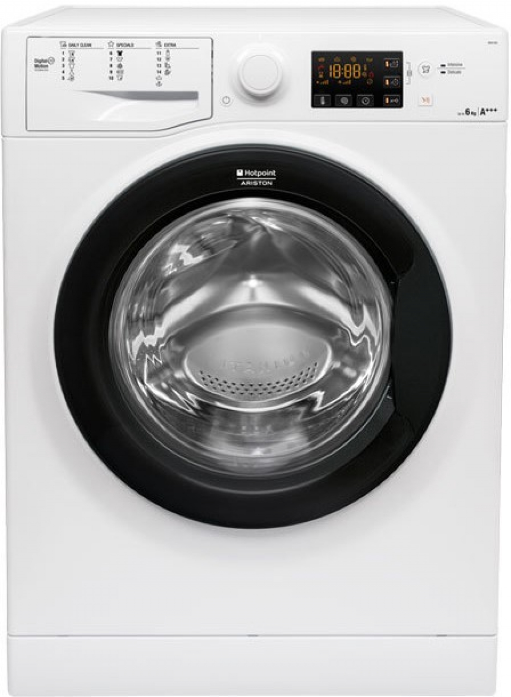 Перална машина Hotpoint Ariston RSSG-603B EU