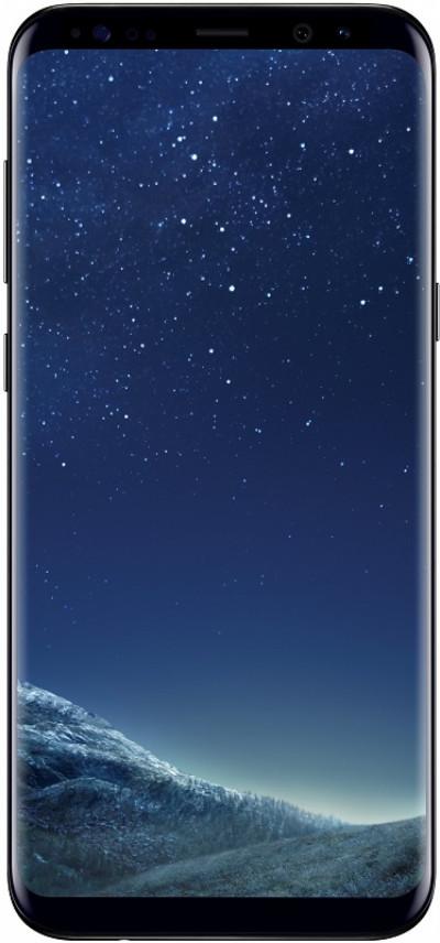 Смартфон SAMSUNG SM-G955F GALAXY S8+ Midnight Black
