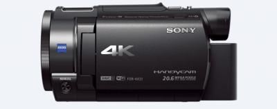 Цифрова видеокамера Sony FDR-AX33B.CEN