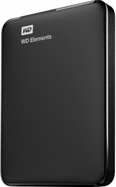 Хард диск Western Digital HDD 750GB USB 3.0 WDBUZG7500ABK Elements Black