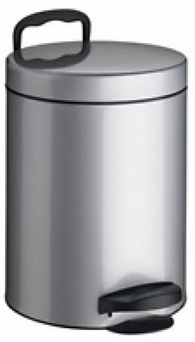 Кош за отпадъци Meliconi 14014902400BA 14л Metalic Silver