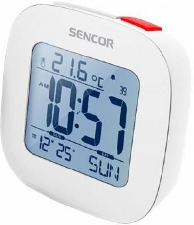 Цифров часовник Sencor SDC1200W
