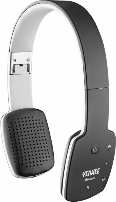 Слушалки YENKEE YHP 15BTBK Bluetooth 4.0