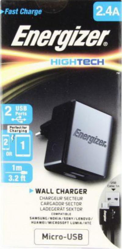 Зарядно устройство Energizer AN00001294 ACA2BEUHMC3