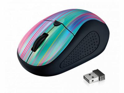 Мишка TRUST Primo Wireless Mouse Black 21479