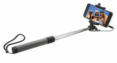 Стойка за телефон TRUST Foldable Selfie Stick Black 21194