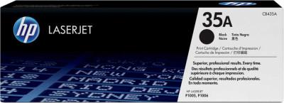 Тонер HP 35A Black CB435A