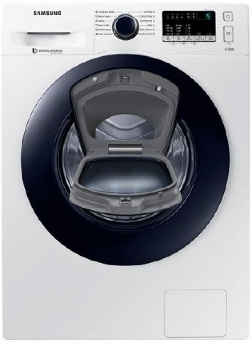 Перална машина Samsung WW80K44305W/LE/FWM