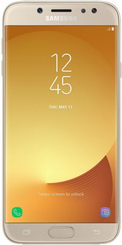 Смартфон SAMSUNG SM-J730F GALAXY J7 2017 16GB DS Gold
