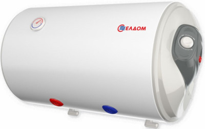 Обемен бойлер ELDOM 80 3kW WH08046BRI неръждаем хоризонтален