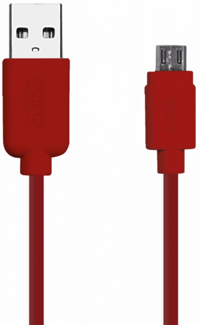 Кабел SBS Data cable USB type A Male to Micro USB 1m TECABLEMICROR