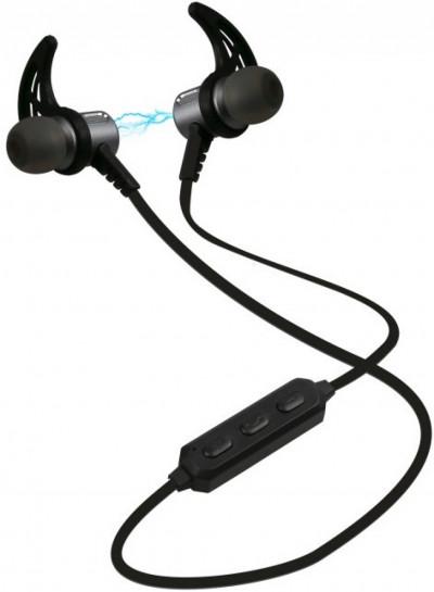 Слушалка SBS Magnetic earphones TEEARSETBT500K