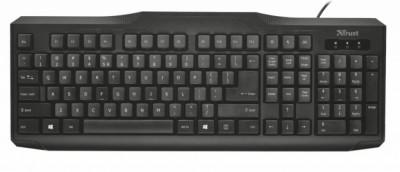 Клавиатура TRUST Classic Line Keyboard 20635