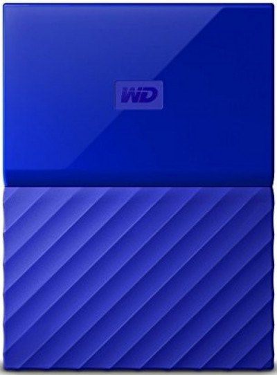 Хард диск Western Digital HDD 2TB USB 3.0 WDBYFT0020BBL MyPassport Blue