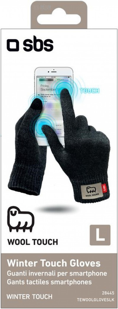 Ръкавици SBS TEWOOLGLOVESLK