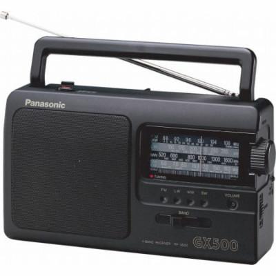 Портативно радио Panasonic RF-3500E9-K