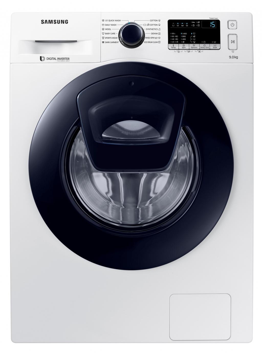 Перална машина Samsung WW90K44305W/LE