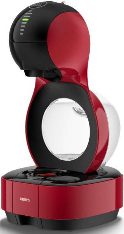 Кафемашина Krups NESCAFE DOLCE GUSTO KP1305 LUMIO RED