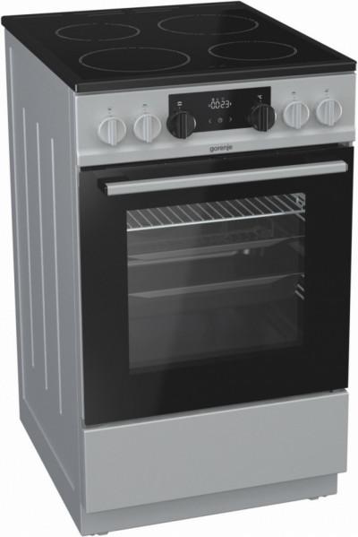 Готварска печка с керамичен плот Gorenje EC5341SG