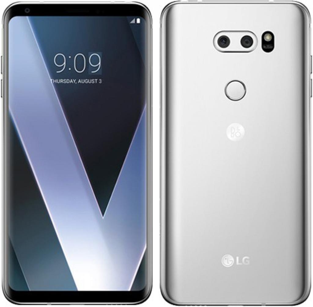 Смартфон LG H930 V30 64GB Cloud Silver