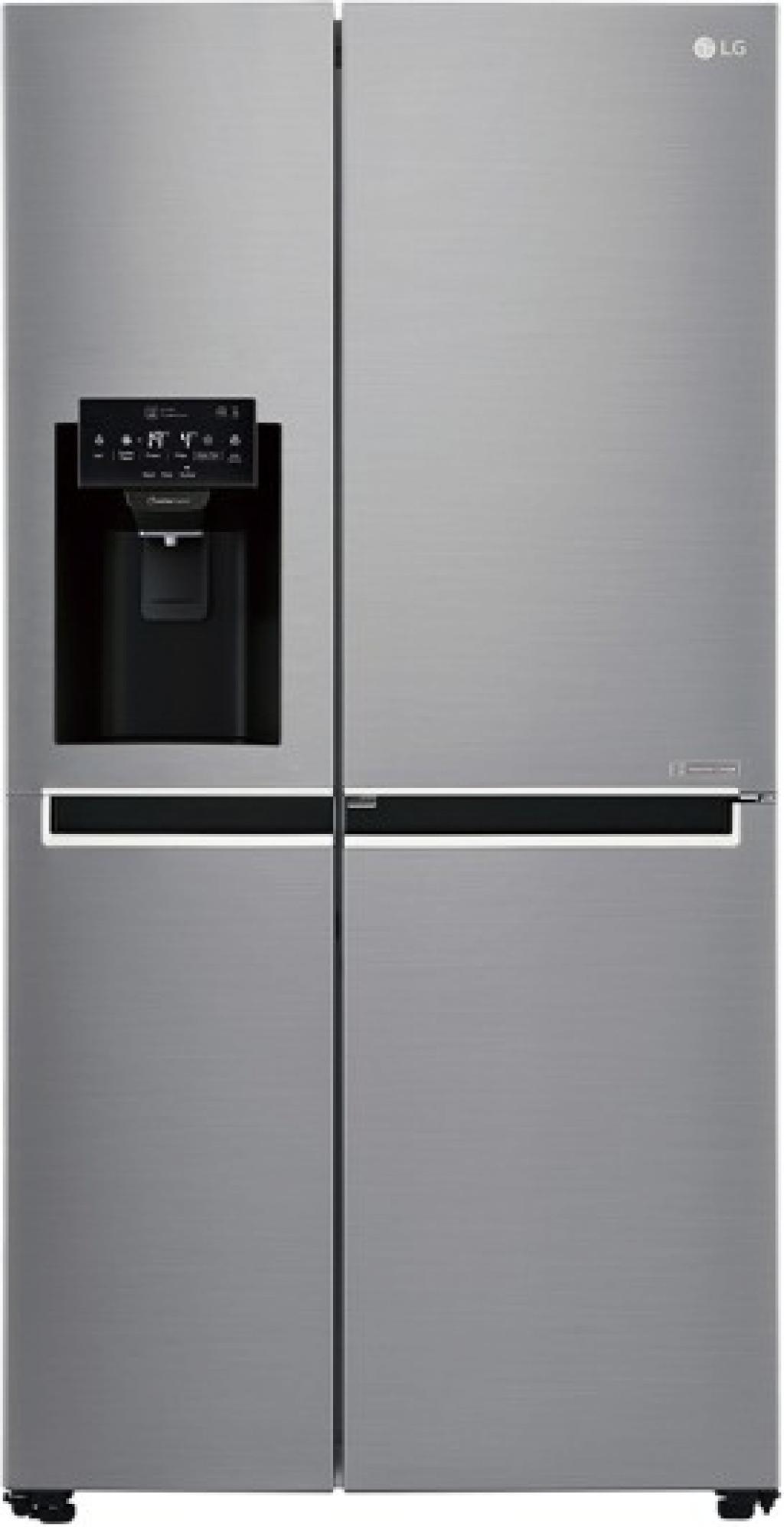 Хладилник с фризер LG GSJ-761PZXV SbS
