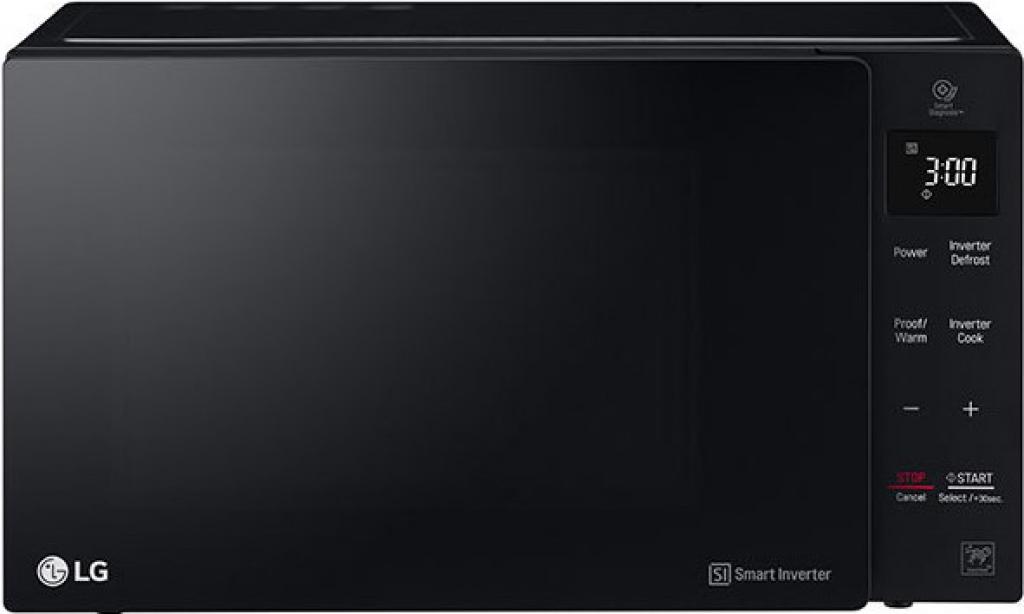 Микровълнова печка LG MH6535GIS