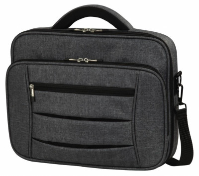 Чанта за лаптоп HAMA-101576 Business -15.6 сив